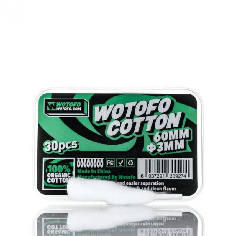 Wotofo Cotton 3mm