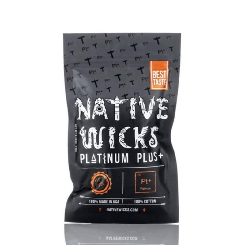 Native Wicks Platinum Plus +