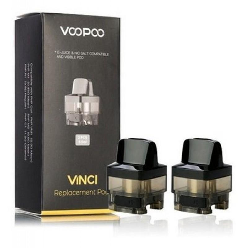 Reservatório VooPoo Vinci 2 / X2 (Pack 2)