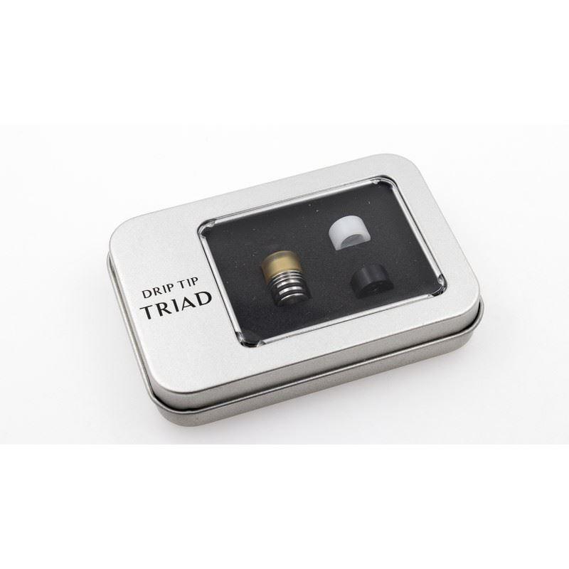 Drip Tip 510 Triad Fumytech