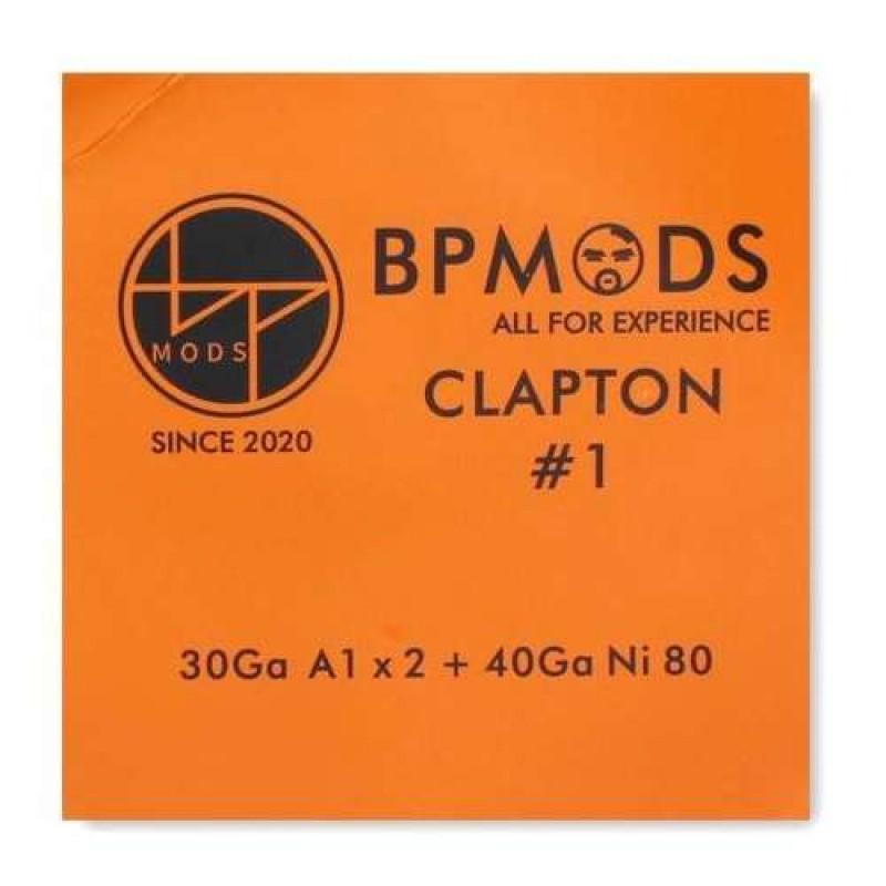 Fio BP Mods Clapton 1