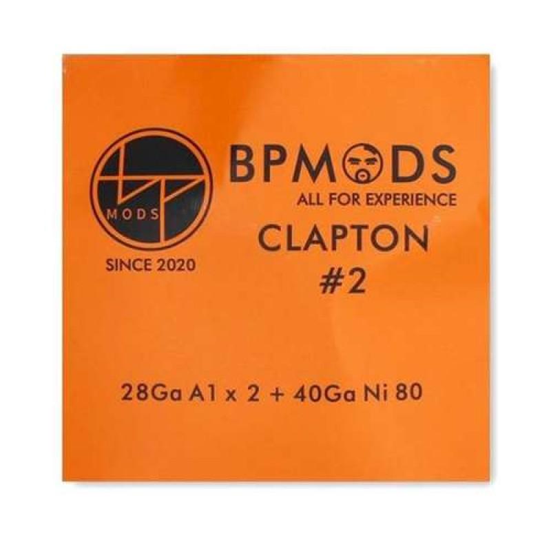Fio BP Mods Clapton 2