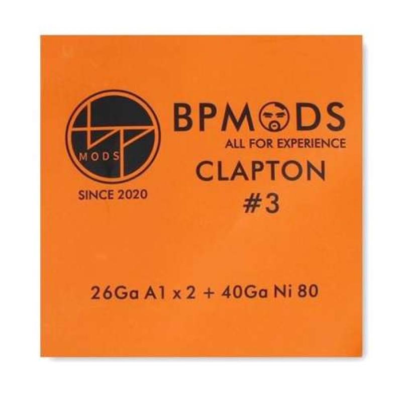 Fio BP Mods Clapton 3