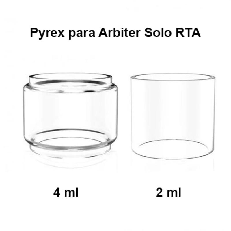 Vidro Pyrex Oxva Arbiter Solo