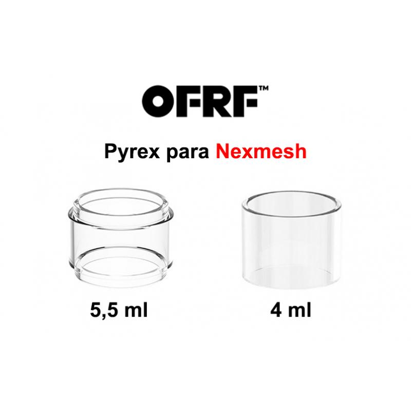 Vidro Pyrex OFRF Nex Mesh
