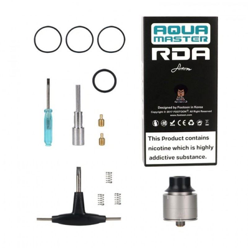 Footoon Aqua Master RDA