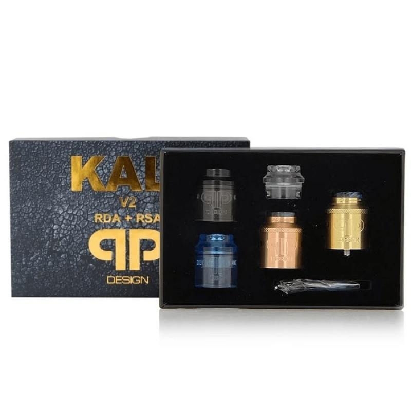 QP Design Kali V2 Brass Cooper Kit