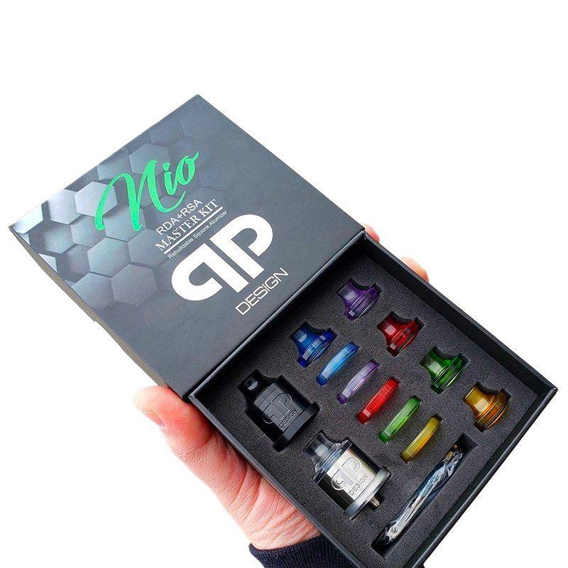 QP Design Nio