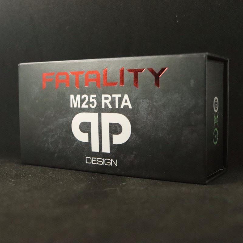 QP Design Fatality M25