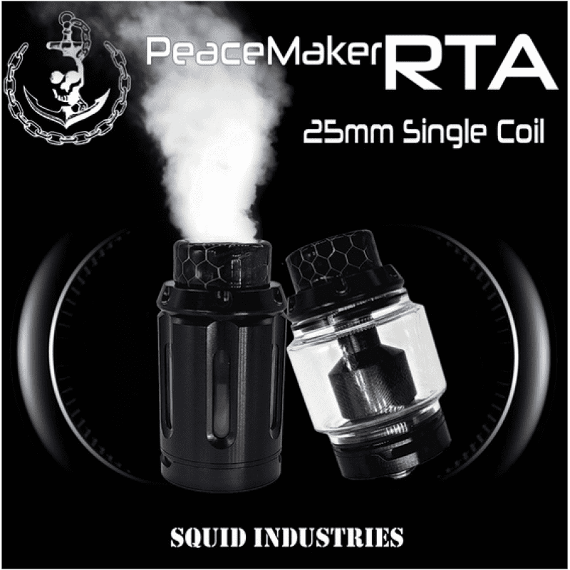 Squid Industries Peace Maker