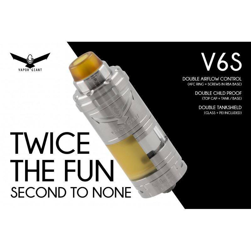 Vapor Giant V6S