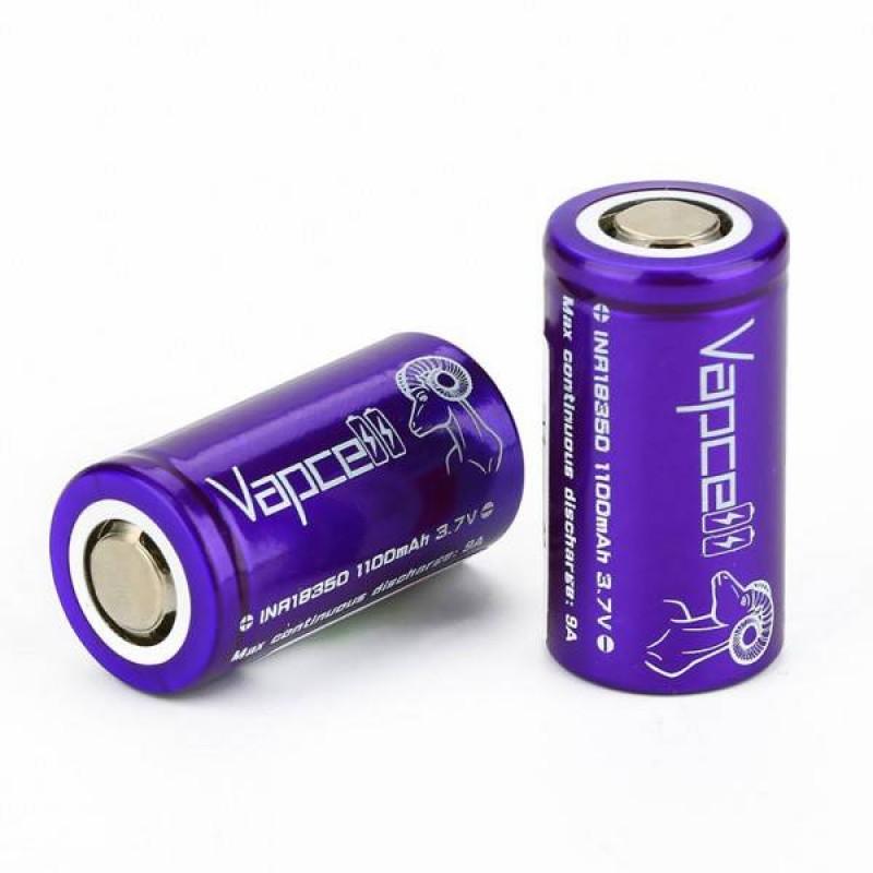 Bateria 18350 Vapcell