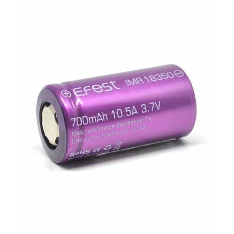 Baterias 18350 Pack Efest