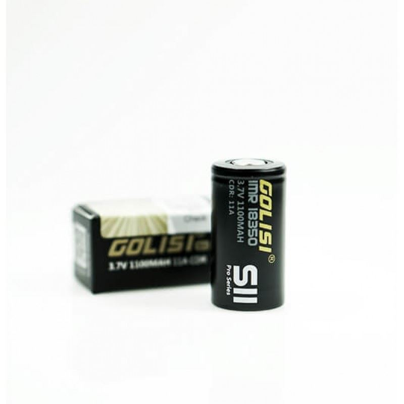 Baterias 18350 Pack Golisi