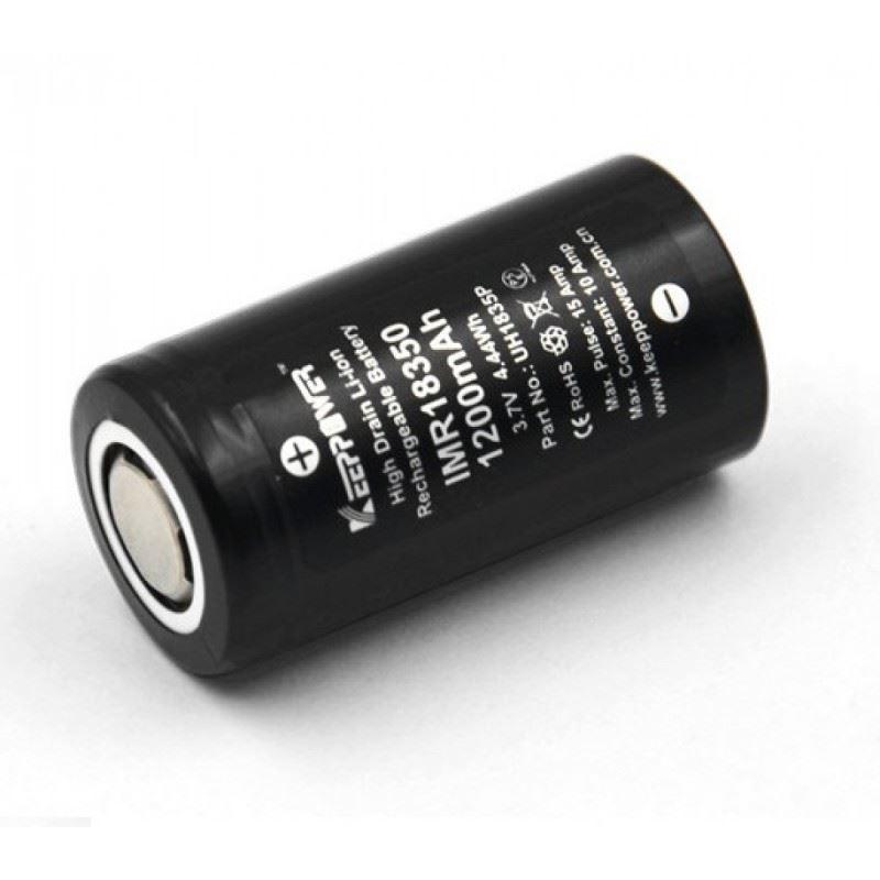 Baterias 18350 Pack Keep Power