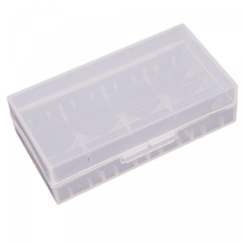 Caixa 2 Baterias 20700 / 21700