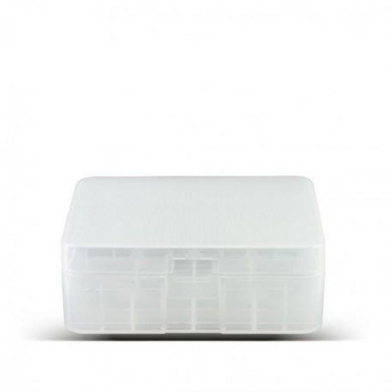 Caixa 2/4 Baterias 18650 / 26650