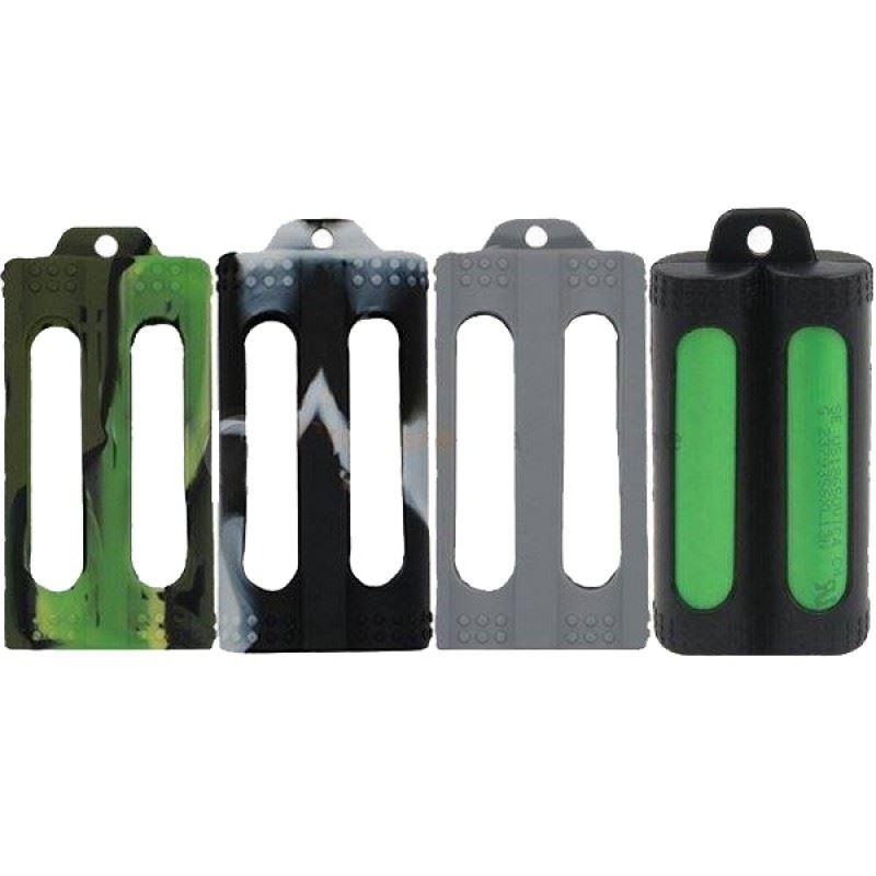 Capa Silicone 2 Baterias 18650 V2