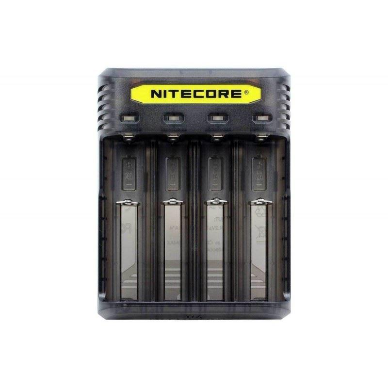 Carregador Nitecore Q4