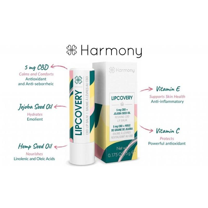 Harmony CBD Lipcovery