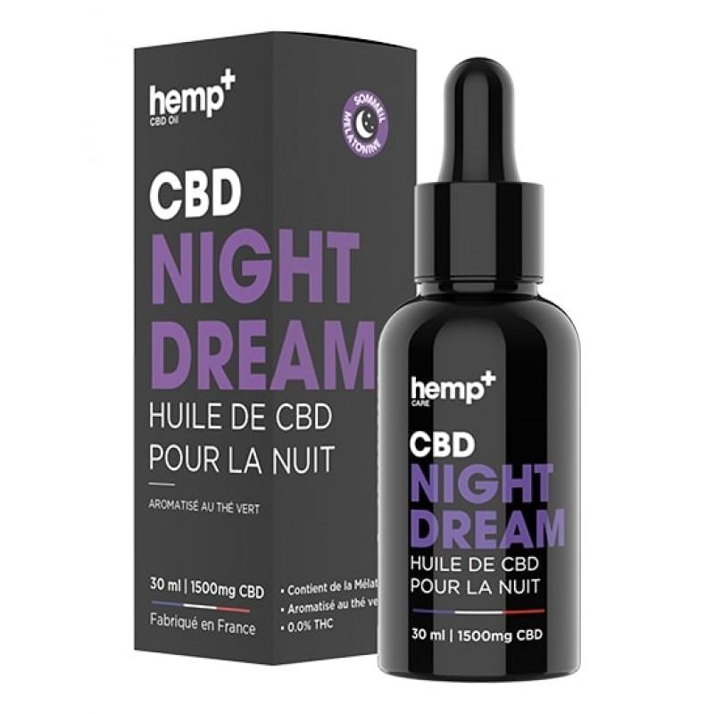 Hemp Óleo CBD Night Dream