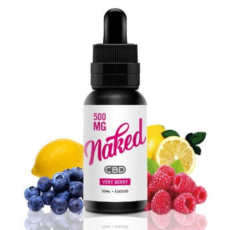 Naked CBD Very Berry