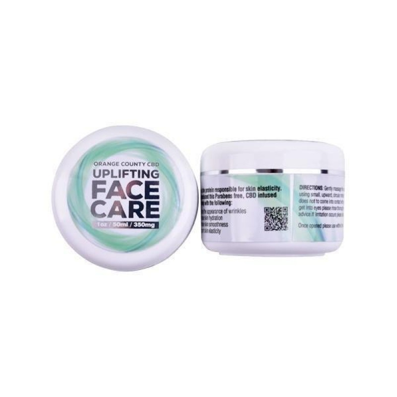 Orange County CBD Face Care