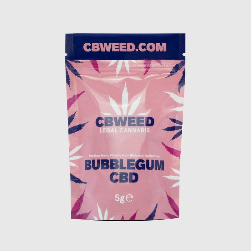 CBWeed Bubblegum