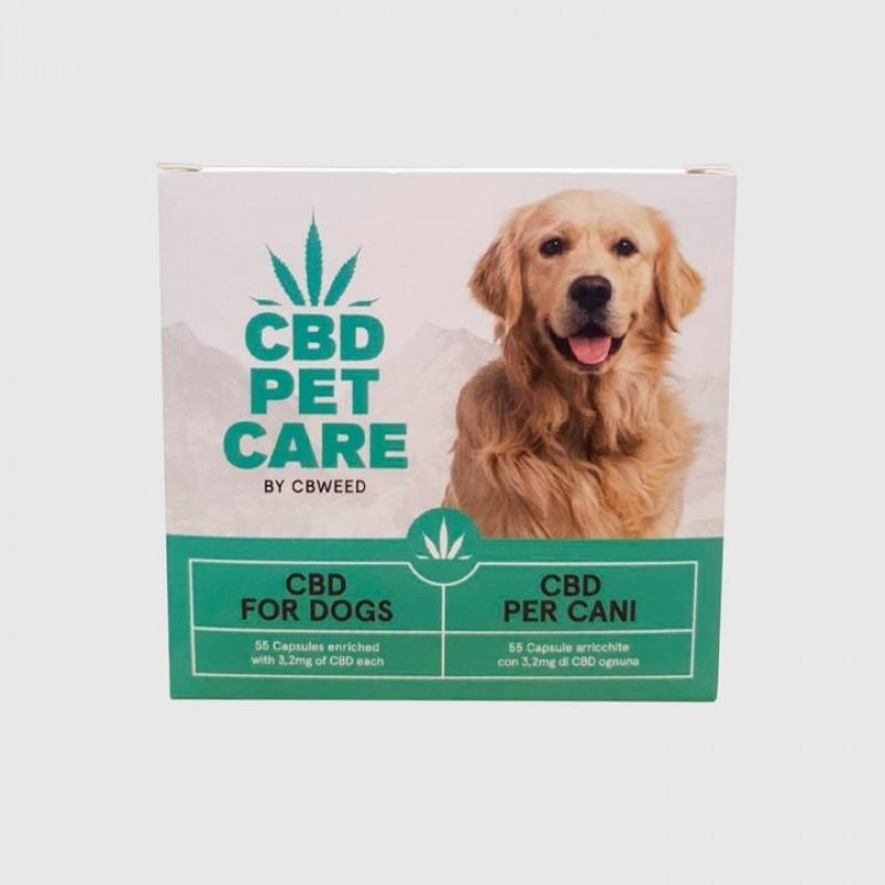 CBWeed Pet Care Cápsulas para Cães