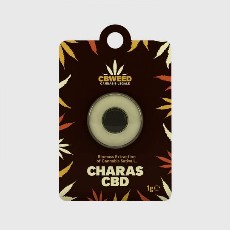 CBWeed Charas Resina