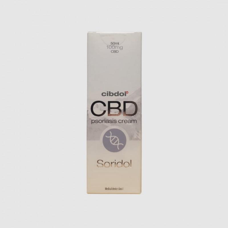 CBWeed Creme Psoríase Soridol