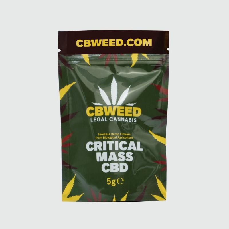 CBWeed Critical Mass