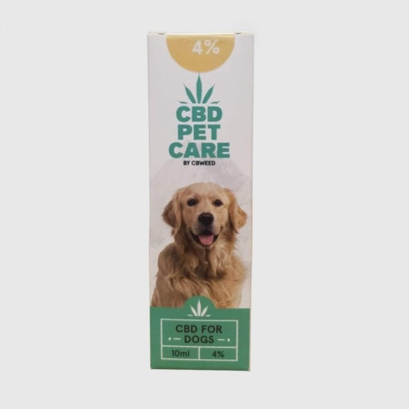 CBWeed Pet Care Óleo para Cães