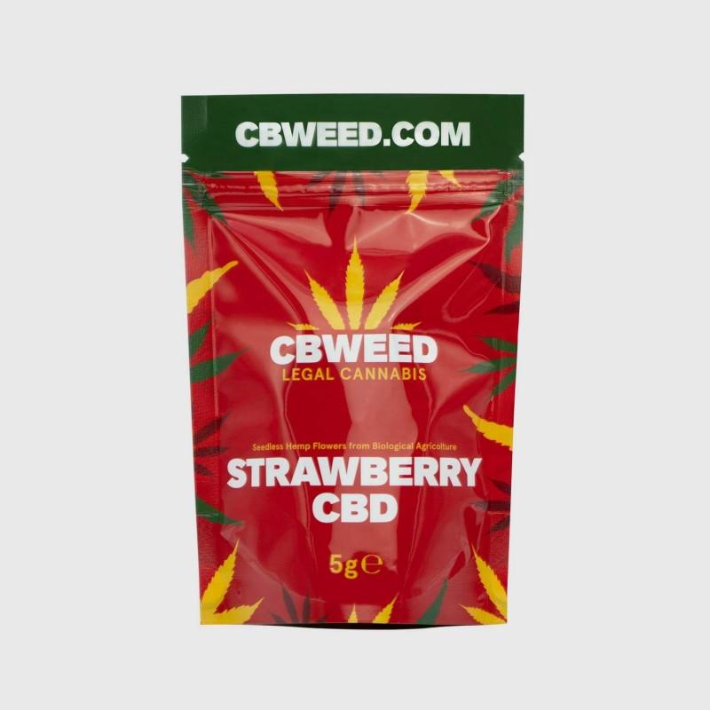 CBWeed Strawberry