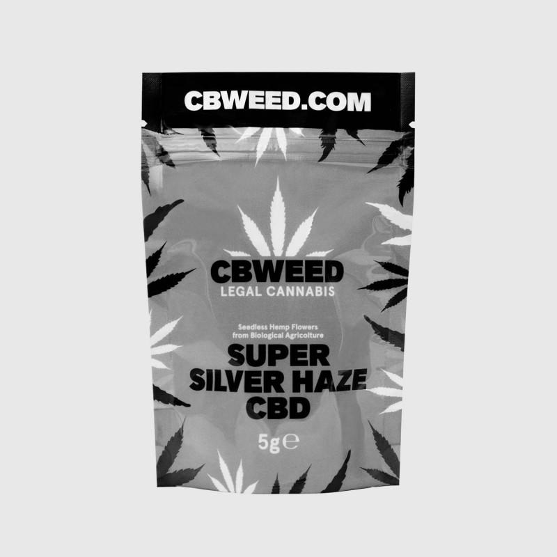 CBWeed Super Silver Haze
