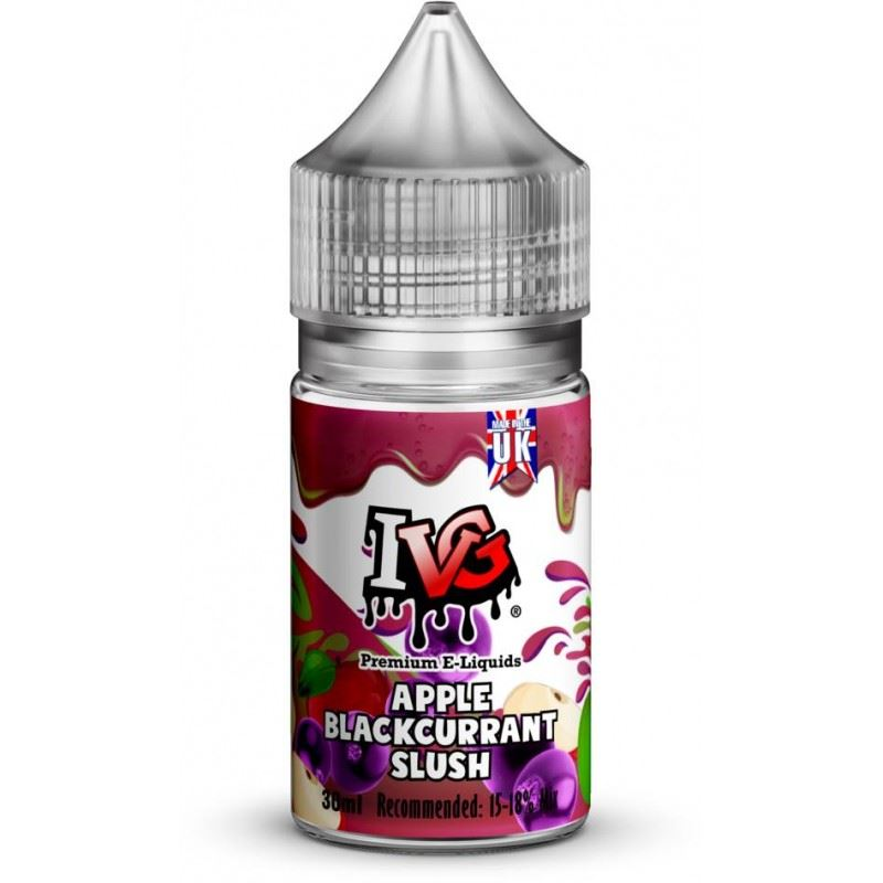 Aroma I VG Apple Blackcurrant Slush