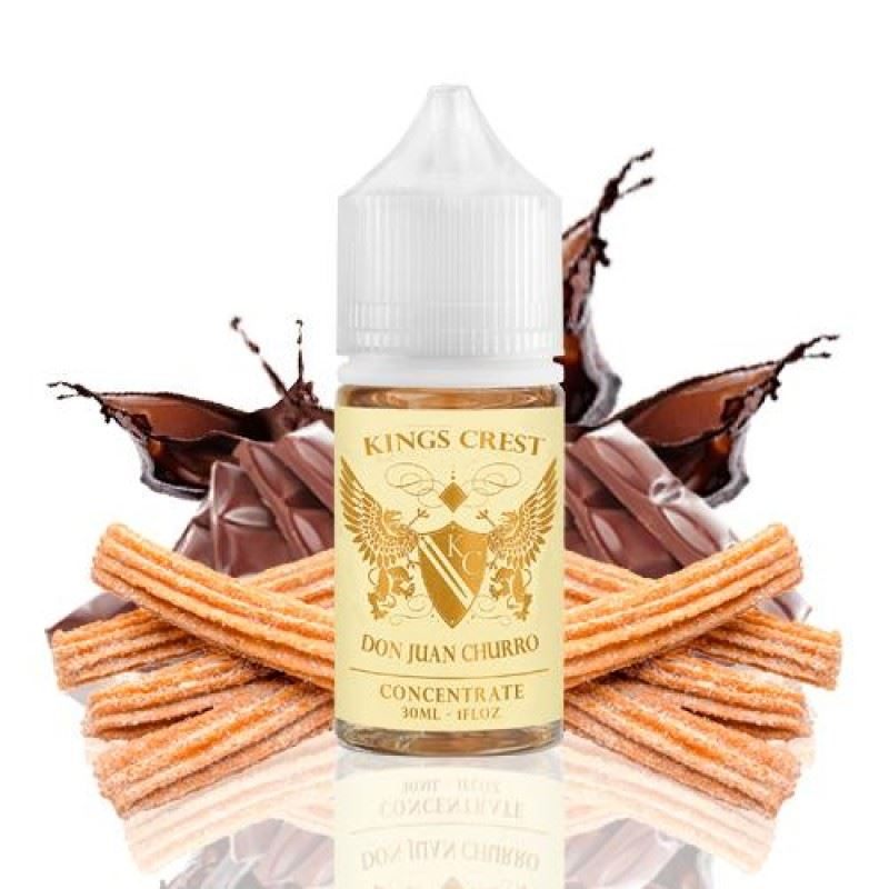 Aroma Kings Crest Don Juan Churro