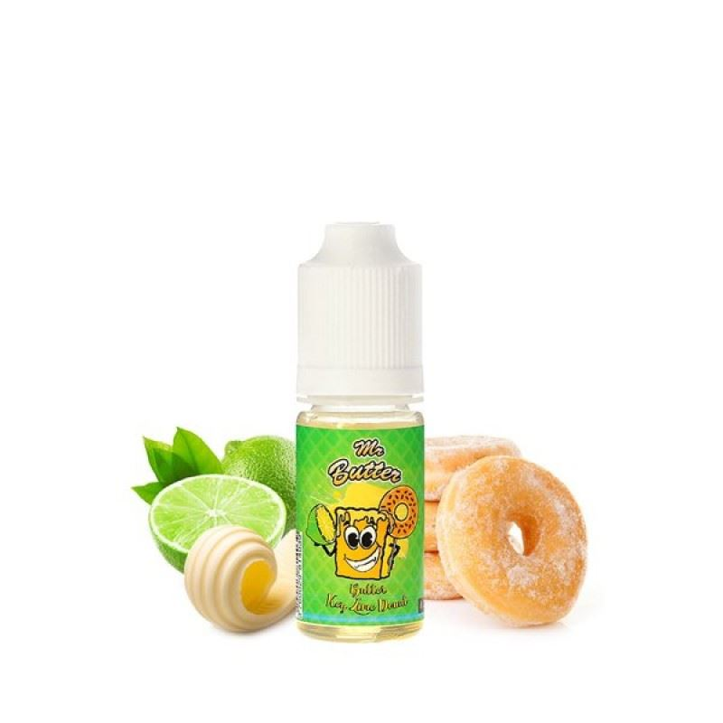 Aroma Mr Butter Key Lime Donut