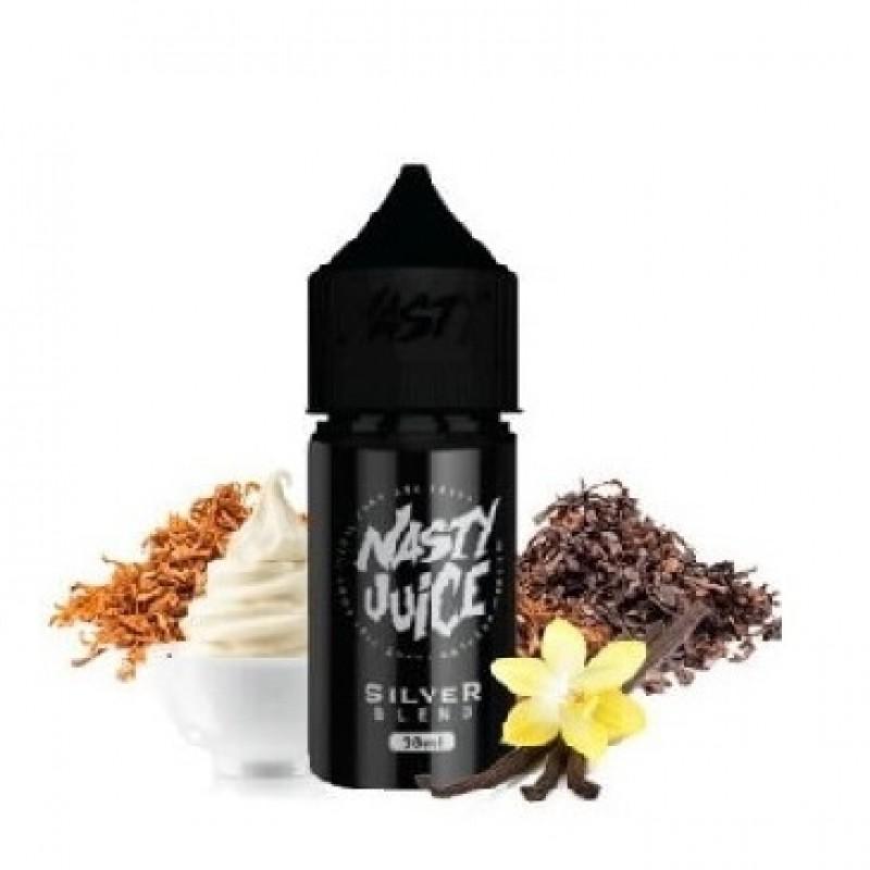 Aroma Nasty Juice Silver