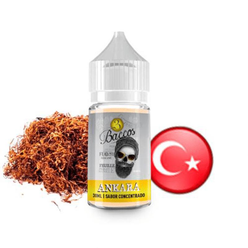 Aroma 3 Baccos Ankara