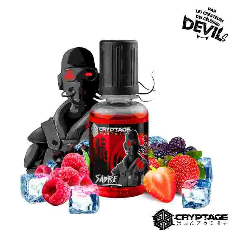 Aroma Cryptage Sabre