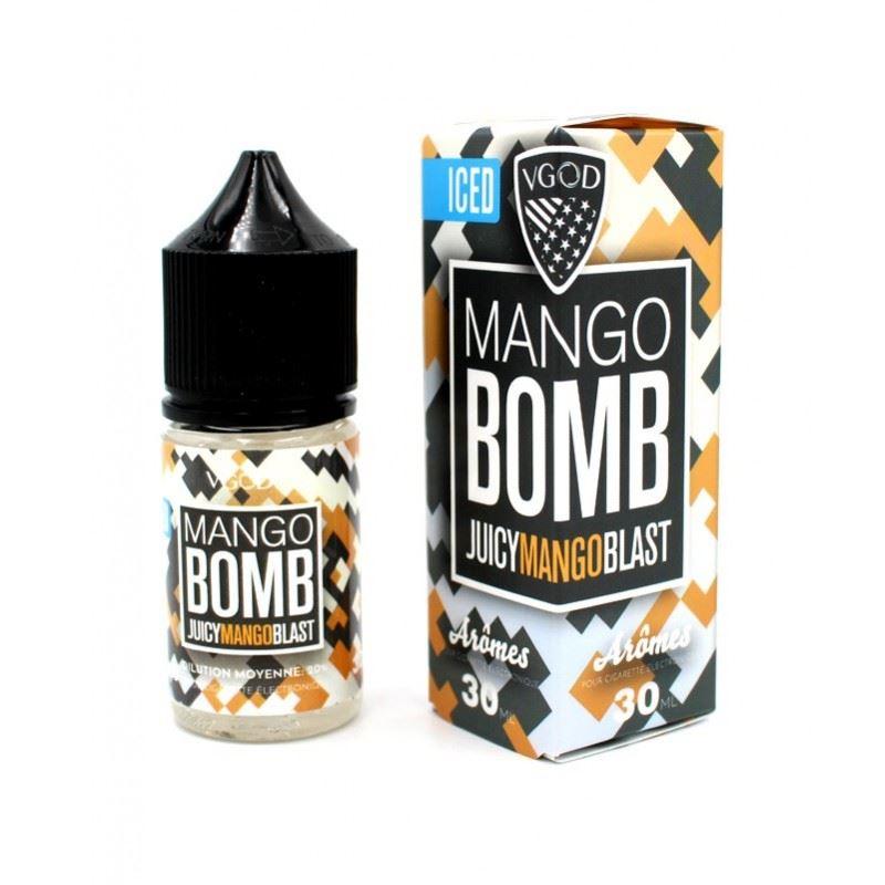 Aroma Vgod Mango Bomb Iced