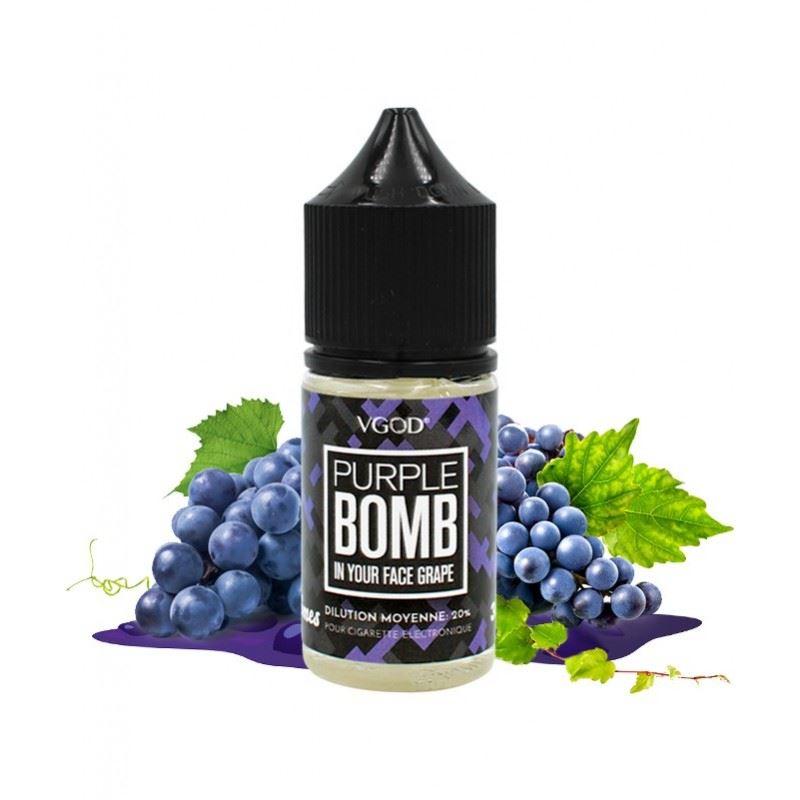 Aroma Vgod Purple Bomb