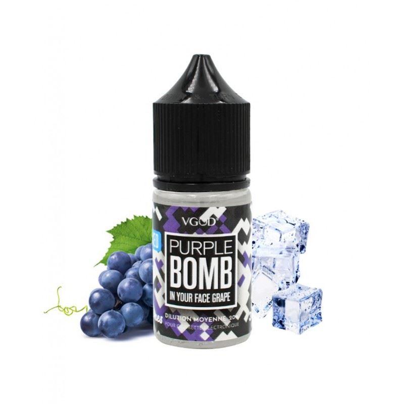 Aroma Vgod Purple Bomb Iced