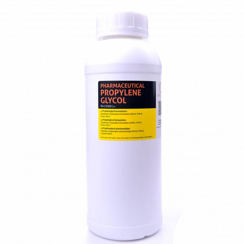 Propilenoglicol PG 1 Litro Chemnovatic