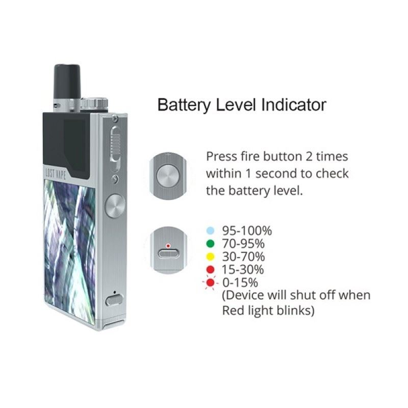 Lost Vape Orion DNA 40w