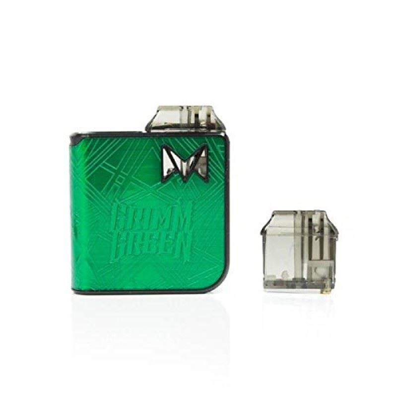 Smoking Vapor Mi Pod Grimm Green