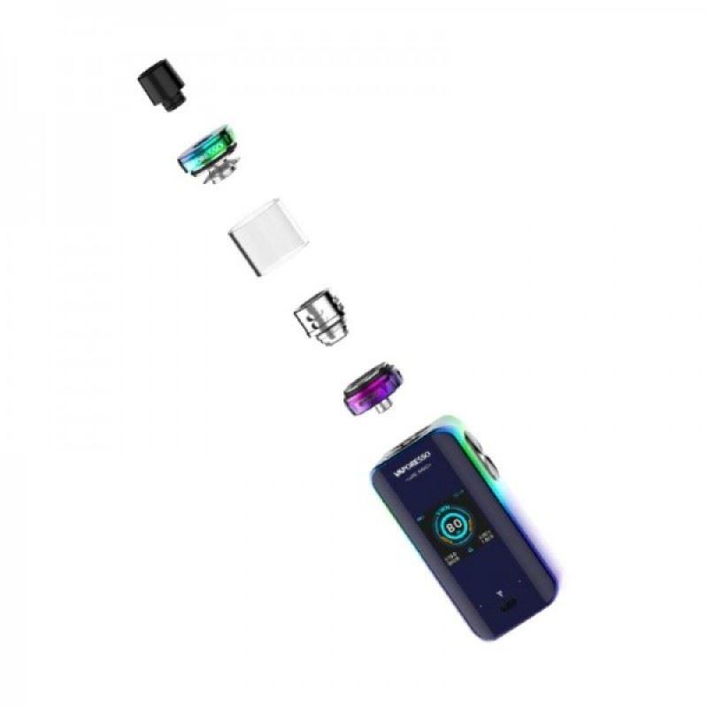 Vaporesso Luxe Nano 80w + SKRR Mini