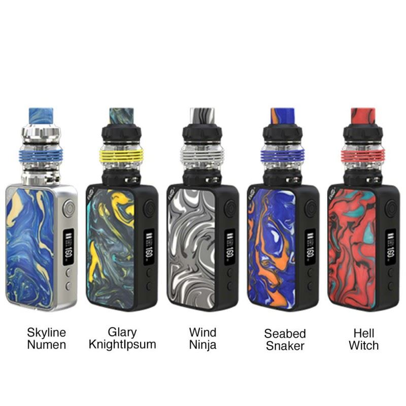 Eleaf Istick Mix 160w + Ello Pop