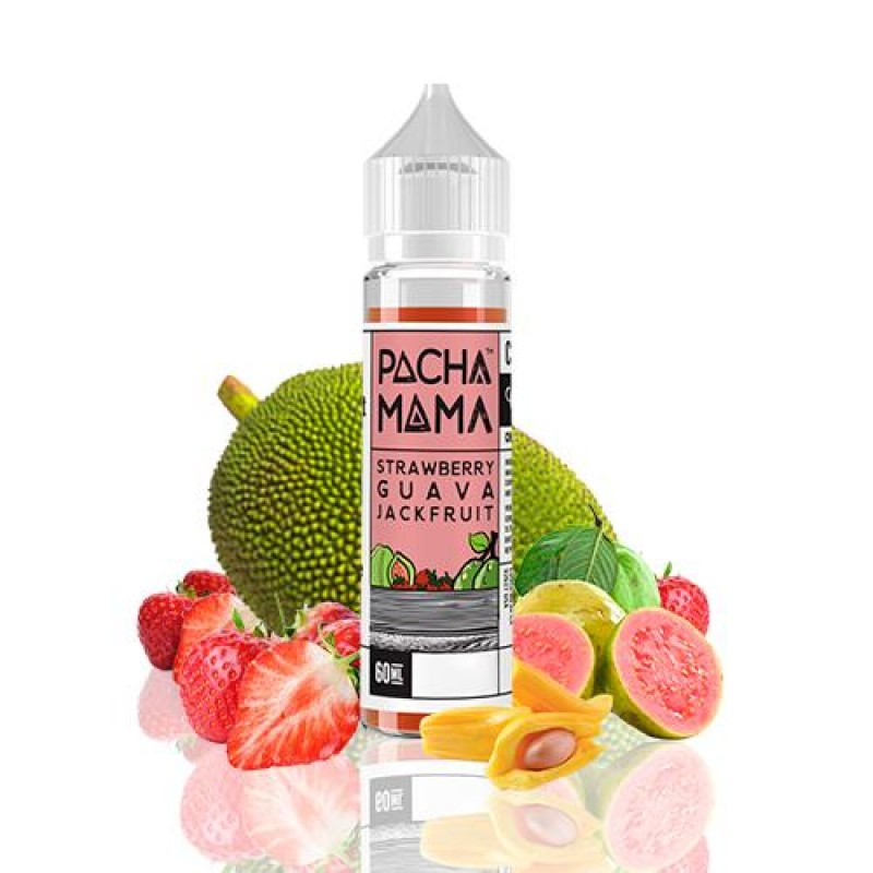 Pacha Mama Strawberry Guava Jackfruit